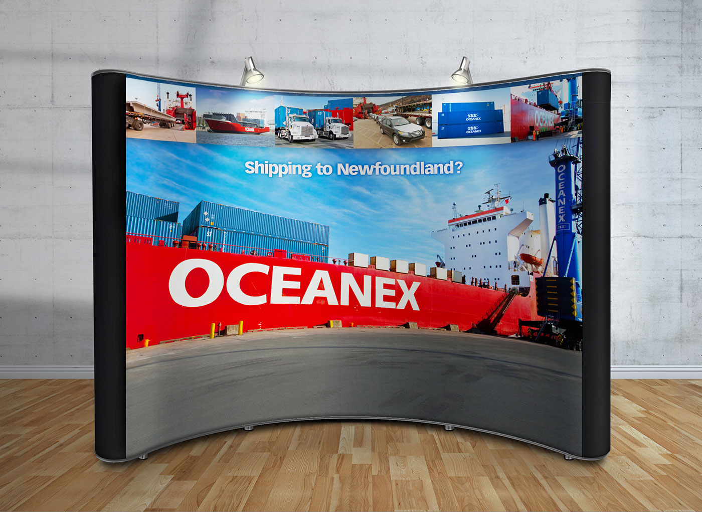 Oceanex-Booth